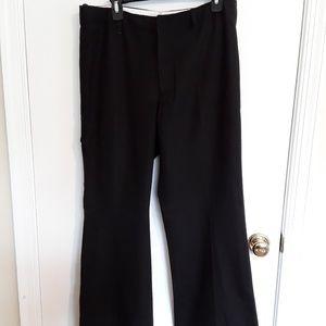 Black Gap wool dress pants